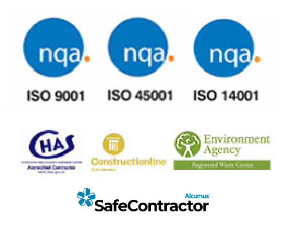 Quest Waste Management Accreditations