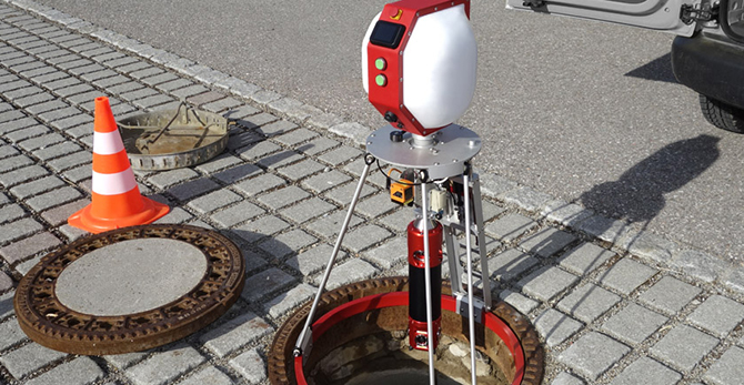 Drain and Manhole Inspection Services